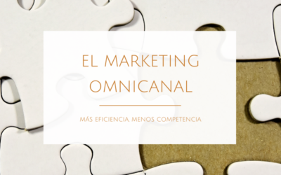 EL MARKETING OMNICANAL