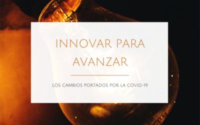 INNOVAR PARA AVANZAR: COVID-19